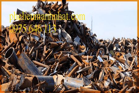 thu mua sắt phế liệu giá cao
